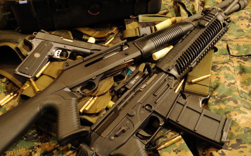 trgovina z orožjem